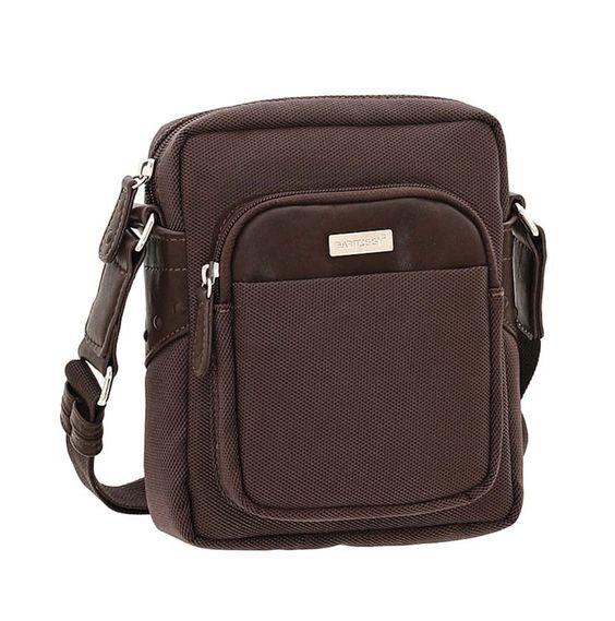 Ανδρική τσάντα ταχυδρόμου 82-118-2306 < Ταχυδρόμου < Ανδρικές Τσάντες | Bartuggi