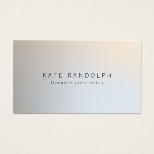 Pin On Elegant Business Cards