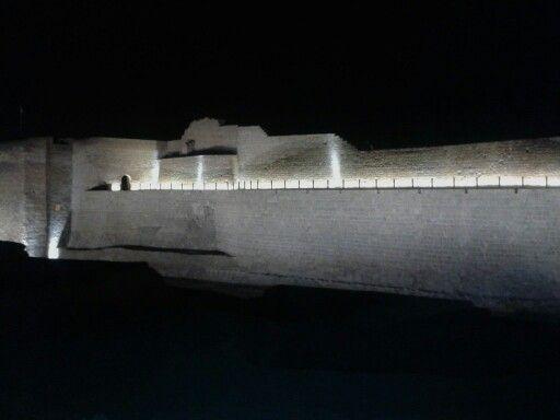 Forte reconstruido pelos portugueses no Bahrein