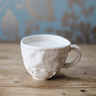 handmade cup by Clare Gage