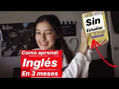 Cómo Aprendí Inglés En 3 Meses Sin Estudiar Youtube Ingles Idiomas Aprender Palabras Basicas En Ingles