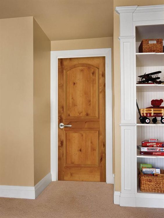 Strength colors and wall colors on pinterest for Door design with highlighter