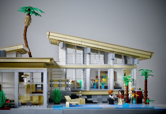 Dwell › LEGO® Modern Home Design Competition › Villa Hillcrest
