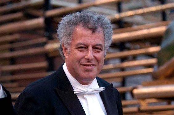 Daniel Oren, Orchestra Conductor.  Arena di Verona www.arena.it