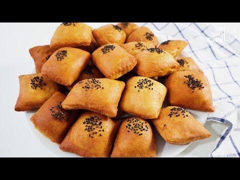 السمبوسة الذهبية البف المقرمشة برك بالجبنة اسهل و اطيب عجينة ممكن تعتمدوها و تفرزوها لشهر رمضان Youtube Cooking Food Vegetables