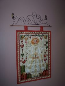 Angel Advent Calendar - The Quilted Dog