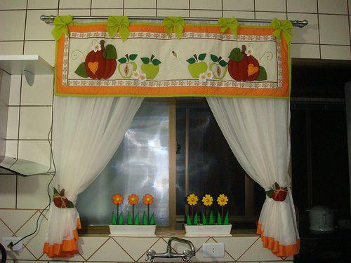 Cortina 002 flickr compartilhamento de fotos - Apliques para cortinas ...