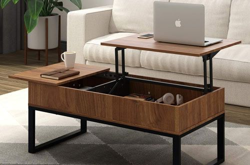 Top 10 Best Modern Lift Top Coffee Tables With Storage Drawers