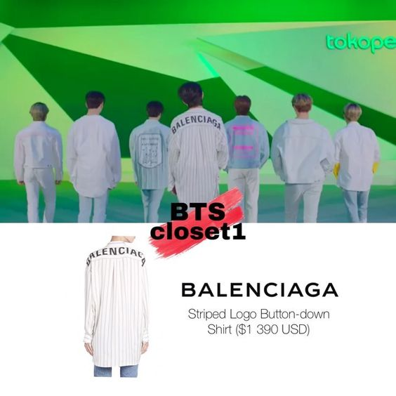 "Style Of Bts on Instagram: ""200706