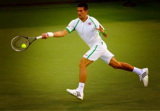 Novak Djokovic #tennis @JugamosTenis #IndianWells