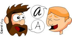 Educação Pública - Letra cursiva ou letra bastão?