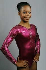 Gabby Douglas Gymnastics Olympic Champion