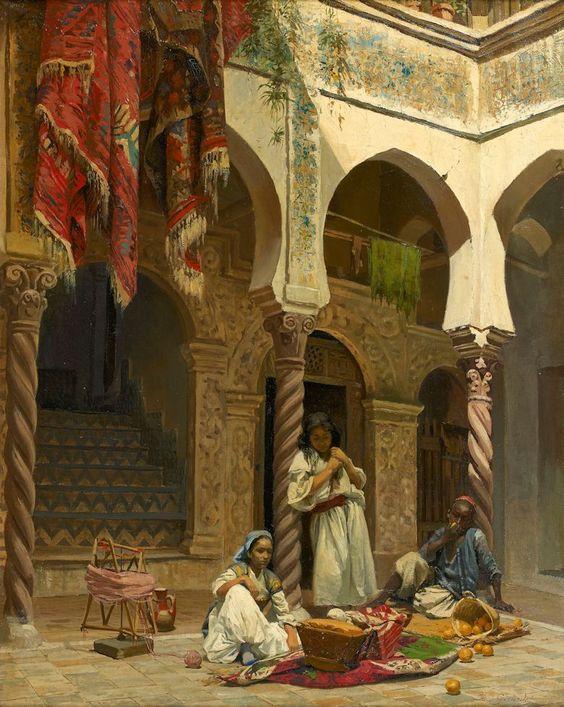 Mozárabes - los cristianos del Islám 5bf5a81662fcc94fd6fcf52c63795403