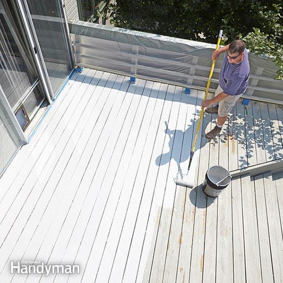 Restore a deck wood decks old wood and decks for Timber decking thickness