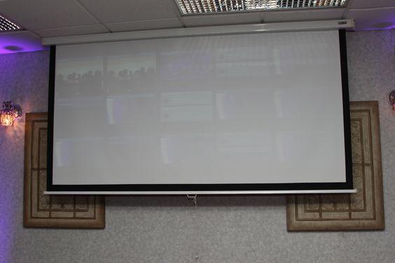 Live Social Media Wall