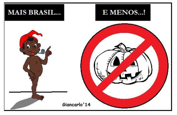 Mais Brasil e menos… | Humor Político