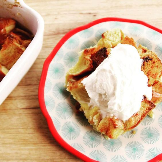 Foodnetwork Com The Kitchen: Bread Puddings, Lemon Bread And Puddings On Pinterest