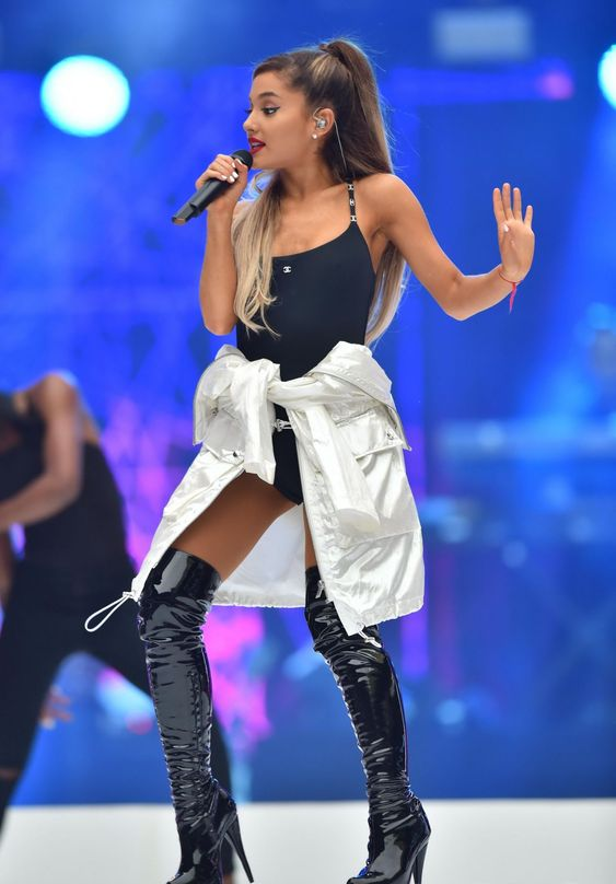 Ariana Grande // Performing at Capital FM's Summertime Ball in London, UK
