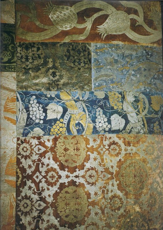 Acquired Objects: Fortuny Final: Silk Velvet