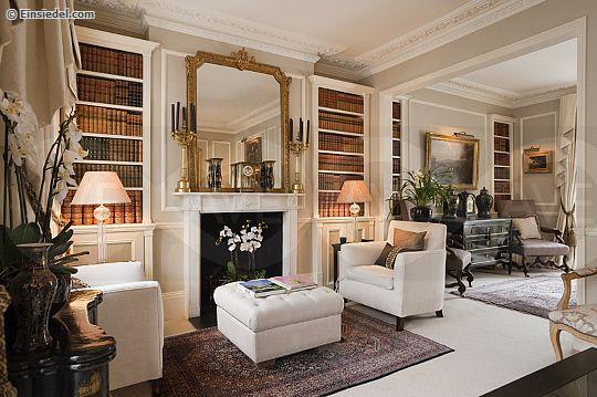 formal, but lovely living room