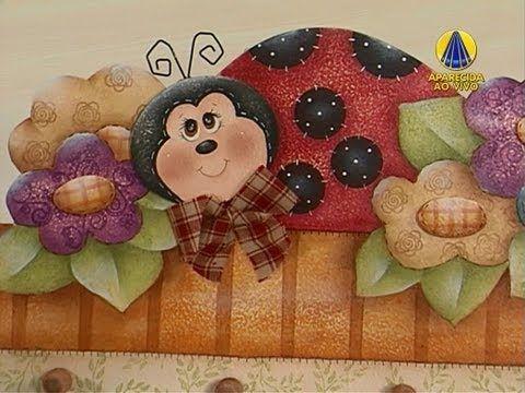 Sabor de Vida   Pintura em Porta Chaves por Cris Nagy - 10 e Setembro de 2013 - YouTube