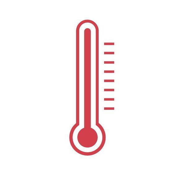 Thermometer Icon Icons   Icons    Icon Icon