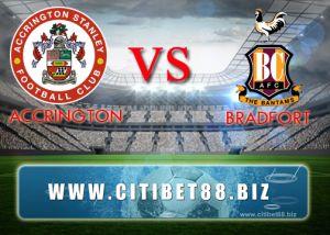 Prediksi Accrington Stanley vs Bradford City 10 Agustus 2016
