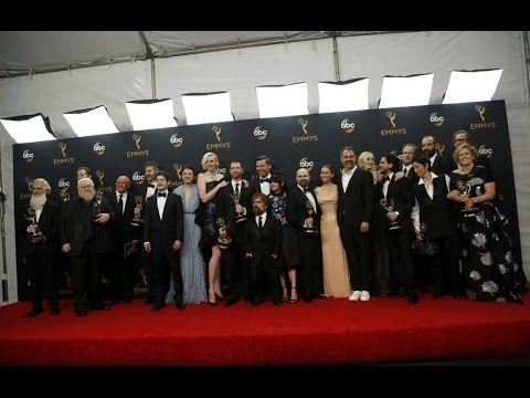 Resumen Emmy 2016. La serie Juego de Tronos corona como la más premiada de la historia... #Emmy  #JuegodeTronos