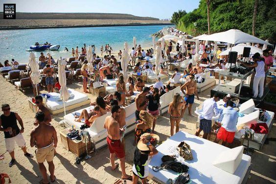 Blue Marlin Beach Club Ibiza, España