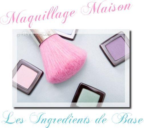 ingrdients de base pour maquillage maison - Coloration Vgtale Sans Henn