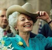 Ladies and gentlemen, Governor Ann Richards.