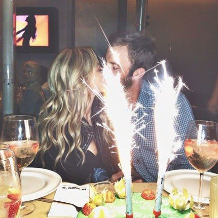 Photos: Dustin Johnson And Paulina Gretzky - Golf Digest