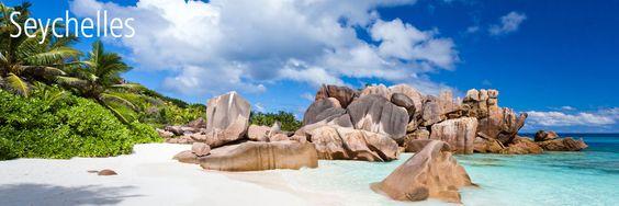 Eden Island in the Seychelles