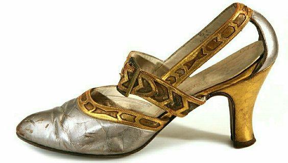 Divine 20s shoes