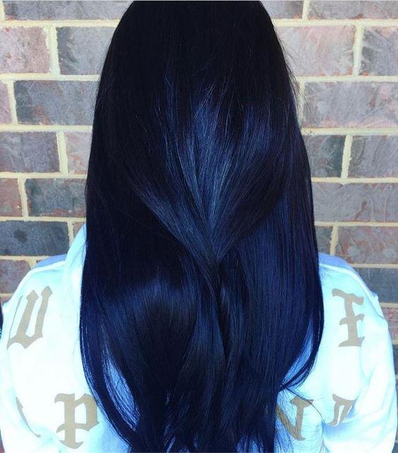 Gillian Videgar Hair Color For Black Hair Purple Pastel Hair
