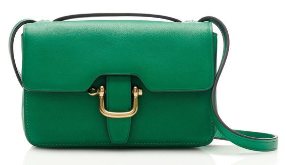 Cute green purse