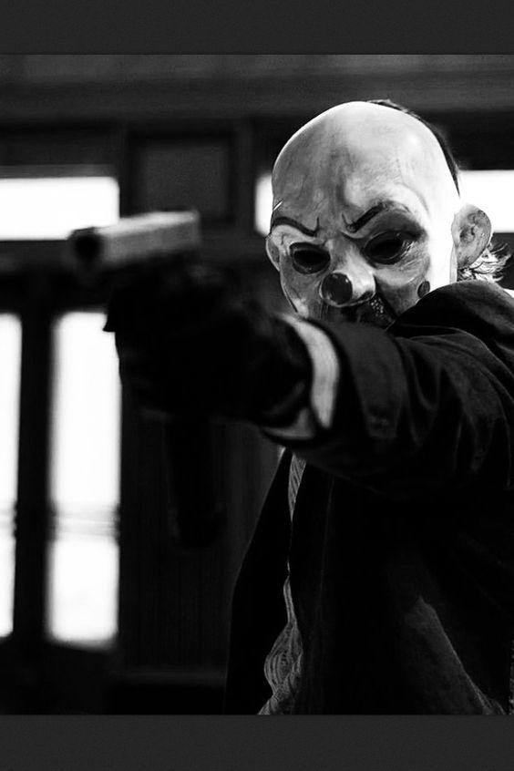 Badass pic of the Joker: