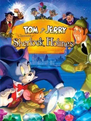 Tom Và Jerry Gặp Sherlock Holmes - HD