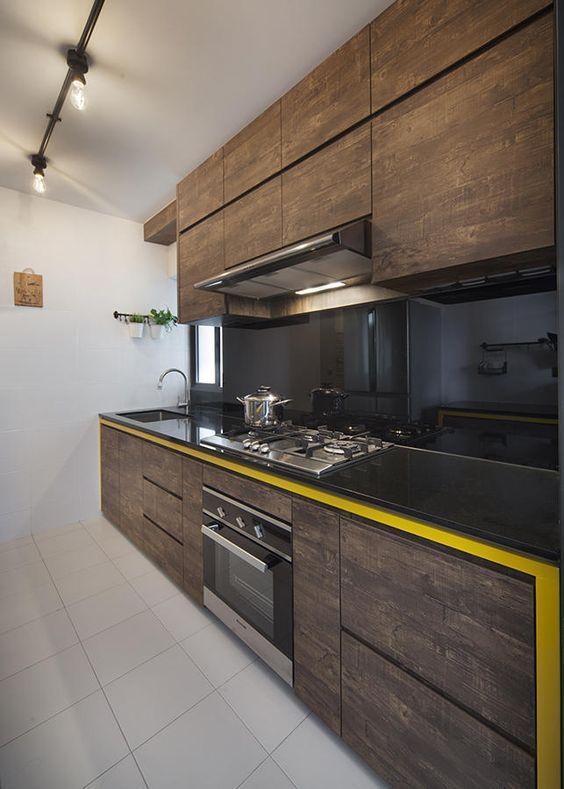 Affordable Modern Kitchen