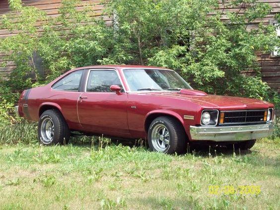 Chevrolet Ss Edmonton: 1975 Chevrolet Nova - Edmonton, AB Owned