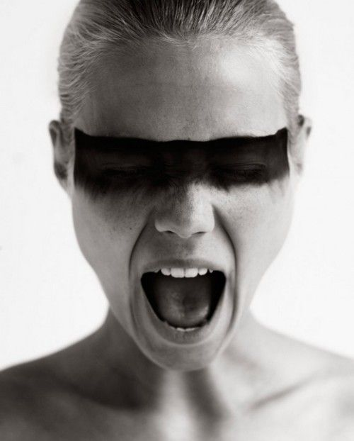 Ha valaki kiabál…