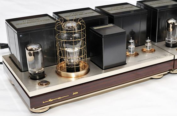 Luxman представила однотактный ламповый усилитель MQ-300 на базе ламп TA-300B / Stereo.ru