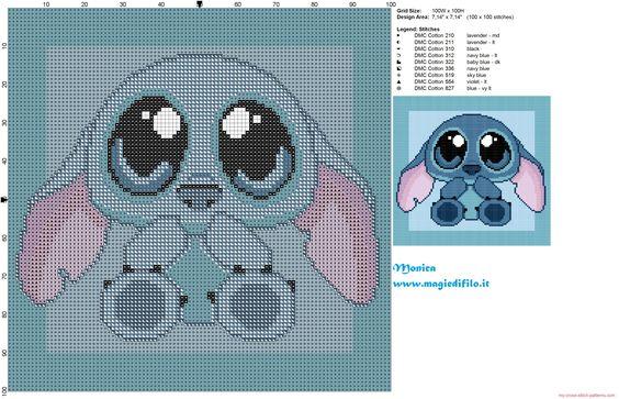 Sweet Stitch cross stitch pattern