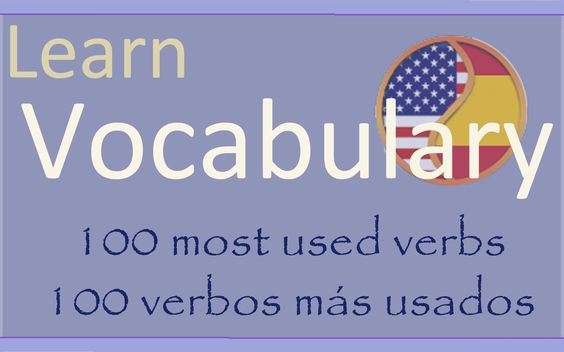 Here are 100 verbs to get you rolling in English and Spanish. It may not be 501 verbs but it will get you rolling and you can learn to conjugate them in our ...