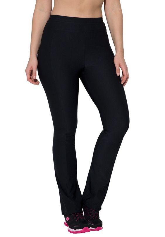 Plus Size Yoga bootcut pants