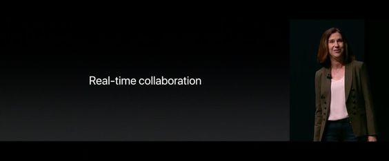 Se anuncia la colaboración en tiempo real