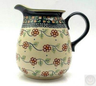 Polish pottery thank you bam for introducing me to this for Cute pottery designs