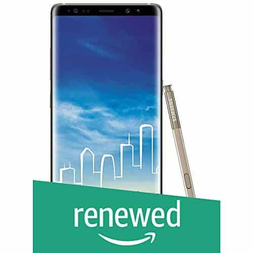 Renewed Samsung Galaxy Note 8 Maple Gold 8211 Price In India