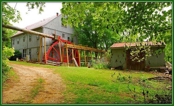 Osceola Mill Bed And Breakfast