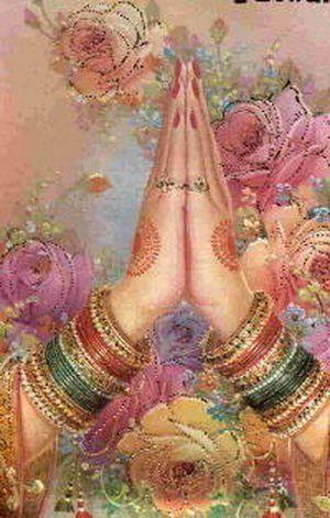 Namaste <3                                                                                                                                                      Mais